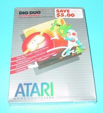 DIG DUG GAME CARTRIDGE FOR ATARI 400/800/800XL/1200XL/XE  New