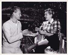 LANA TURNER DEL ARMSTRONG Original CANDID Cards Studio Set Vintage '47 MGM Photo