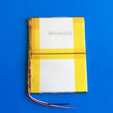 3.7v 6000mAh lipo battery for Tablet PC DVD Power Bank mobile phone 40140100