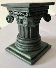 "Tinder Box 3.5"" Tall Pillar Stand Gargoyle- 2 Piece"