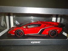 Kyosho Lamborghini Veneno Coupe Red 1/18
