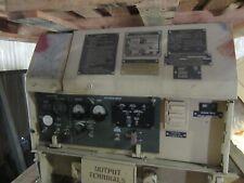 2001 Mep 831a 3kw Diesel Generator 397 Hr 120 240 Ac 60hz Military