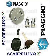 KIT SERRATURE PER PIAGGIO BEVERLY RST 300 cc -DOOR LOCK- PIAGGIO 674507