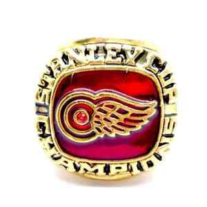 ALL NHL Champions rings Collections (1934 - 2020 years) SIZE 8-13