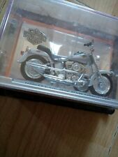 Harley Davidson Scale Model FLSTF Fat boy 1990