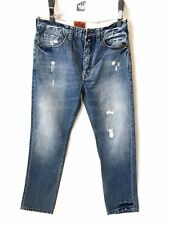 SUPERDRY  MEN'S BLUE JEANS SIZE 30 WITH TAGS MADE IN CHINA 123