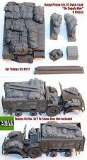 1/35 German Truck Load #5 Krupp Protze Truck  - 6 Pieces - Value Gear