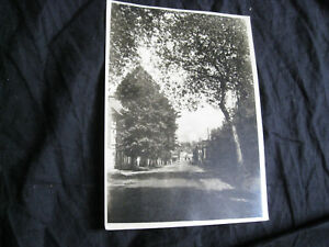 Photo  Dozulé Calvados 1943  13 x 18 cm