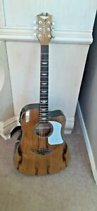 Keith Urban Night Star Acoustic-Electric Guitar Package Amp, Bag, Picks, Chart