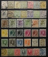 LUXEMBOURG Rare Vintage Stamps.