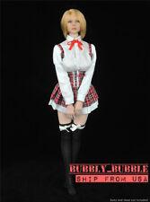 "1/6 Sexy Maid Dress Set For 12"" PHICEN TBLeague Hot Toys Female Figure ☆USA☆"