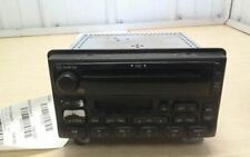 Ford Mustang Explorer OEM factory CD cassette player radio 01-04 4L2T-18C868-CA