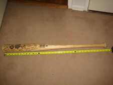 2000 SUBWAY SERIES YANKEES METS ENGRAVED LIMITED EDITION HEAVY HITTERS BAT /2000