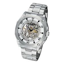 Stuhrling Original 418 33112 Gallant Automatic Skeletonized Dial Mens Watch