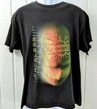 Godsmack Faceless Album Tour Concert T Shirt