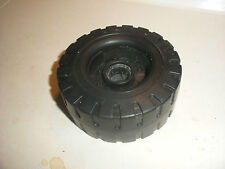 Hasbro gijoe GI Joe Vintage Original part of ROLLING THUNDER Roue Wheel