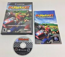 Mario Kart Double Dash Nintendo GameCube - COMPLETE - NOT FOR RESALE VARIANT