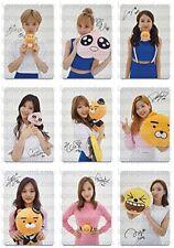 Twice Korea Fanpage Twice X Kakao Mini Photocard