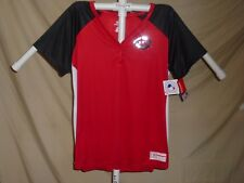 "CINCINNATI REDS Fan Fashion ""Cool Base"" JERSEY/Shirt MAJESTIC Womens Medium  NWT"