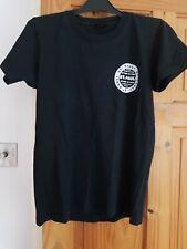 FC St.Pauli Black T-Shirt (Small)