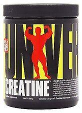 Universal Nutrition Creatine 2 Bottles 200 G Each