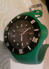 Men's Silicone/Rubber Strap Teen Wristwatches
