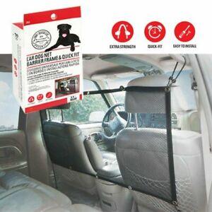 Rete di protezione per cani In Auto 115x62 Montaggio semplice senza fori OSSO