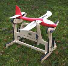 Multiplex Fox + Teil-Q Transportstand Bundle, CNC Bausatz + Segelflugzeug