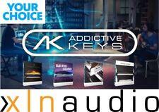 XLN Audio ADDICTIVE KEYS   Mark One, Electric/Studio Grand or Modern Upright(1)
