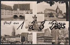 1050Q)  Ansichtskarte  AK   Nürnberg     5 Motive        Mittelfranken