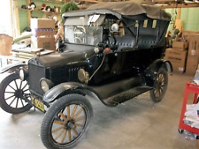 1917 Ford Model T 3 Door Touring Oldtimer