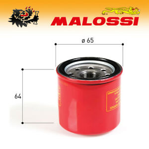0313827 [Malossi] Filtro Aceite Red Chilli - Yamaha T-Max 560 Es Decir,4T (2020)