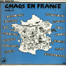 CHAOS EN FRANCE VOLUME 2 EUTHANASIE RECORDS VINYLE NEUF NEW VINYL REISSUE