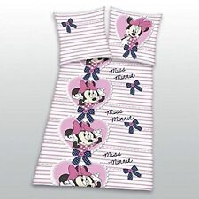 Bettwäsche Disney Minnie Mouse 140 x 200 cm pink