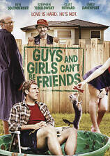 Guys and Girls Cant Be Friends (DVD, 2016)