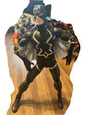 Marvel Legends Inhumans: Black Bolt Action Figure Loose Fantastic Four