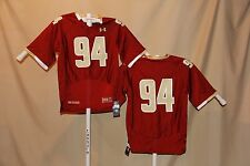 BOSTON COLLEGE EAGLES  Under Armour #94  FOOTBALL JERSEY  Large  NWT $75 retail