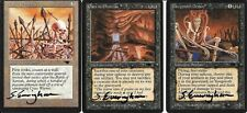 COMPLETE Set of MTG M:tG ANTIQUITIES Sandra Everingham - SIGNED ARTIST PROOF S!