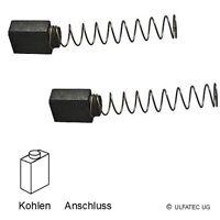 Kohlebürsten Motorkohlen Schleifkohlen BOSCH ers. 2607014010 - 5x8x9,5mm (2197)