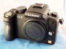 Panasonic G1 Infra Rouge Appareil Photo 720 Presque comme neuf Filtre Interne
