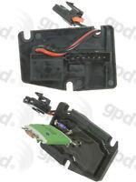 Global Parts Distributors 1711730 Blower Motor Resistor