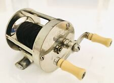 VINTAGE SHAKESPEARE MODEL 1960 CRITERION BAIT CASTING FISHING REEL - EX COND.
