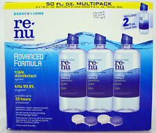 Bausch + Lomb Re Nu Multi Purpose Solution Advance Formula