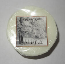 Snow Fall Wax Tart Melt for use in oil burner highly scented Christmas, yule