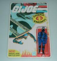 MODERN BLACK MAJOR Figure GI Joe Cobra Viper Pilot Lot Complete Sealed File Card
