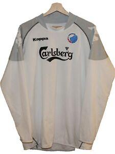 #8 Copenhagen FC Football SHIRT Jersey KAPPA size XL Tricot Camiseta Denmark