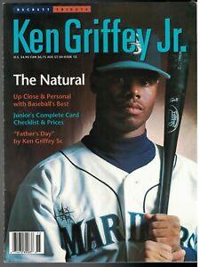 1996 BECKETT TRIBUTE MAGAZINE KEN GRIFFEY JR.