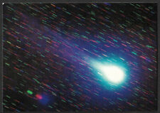 GB 1986 National Postal Museum postcard for Stampex '86 Halley's Comet