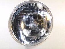 """LUCAS 700 headlight glass lens & reflector 7"""" Triumph Norton with pilot BSA"""