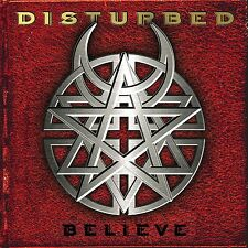 DISTURBED - BELIEVE - CD SIGILLATO 2002 JEWELCASE